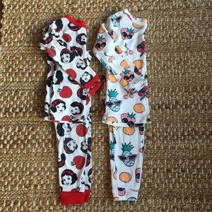 Baby Gap Pajama set Bundle 2t